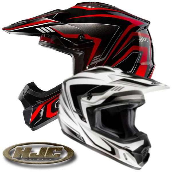 今だけ★送料無料!HJC /RS TAICHI HJH123 CS-MXⅡ EDGE/エッジ オフロードタイプ ヘルメット
