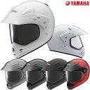 ★送料無料★ヤマハ YX-3 GIBSON XIII ギブソン-X3 オフロード ヘルメット(ワンタッチバックル式チンストラップ標準装備)