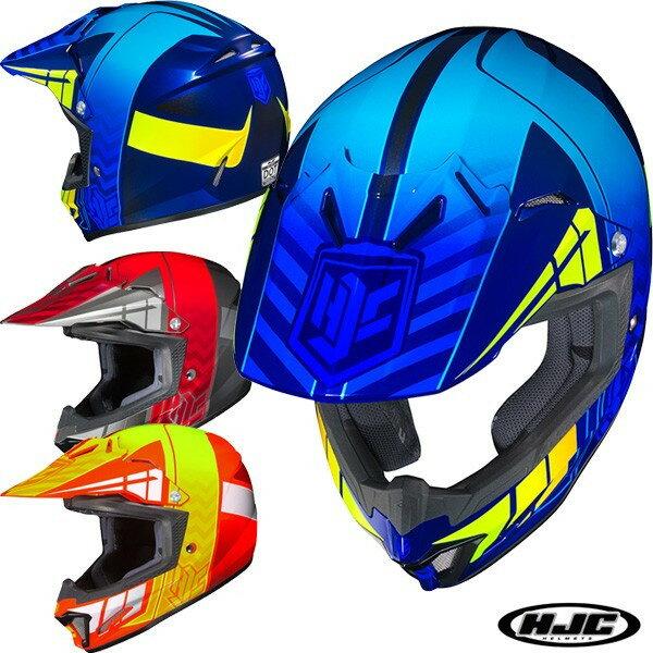 HJC CL-XY2 クロスアップ キッズ用 オフロードヘルメット HJH099(RS TAICHI/RSタイチ)
