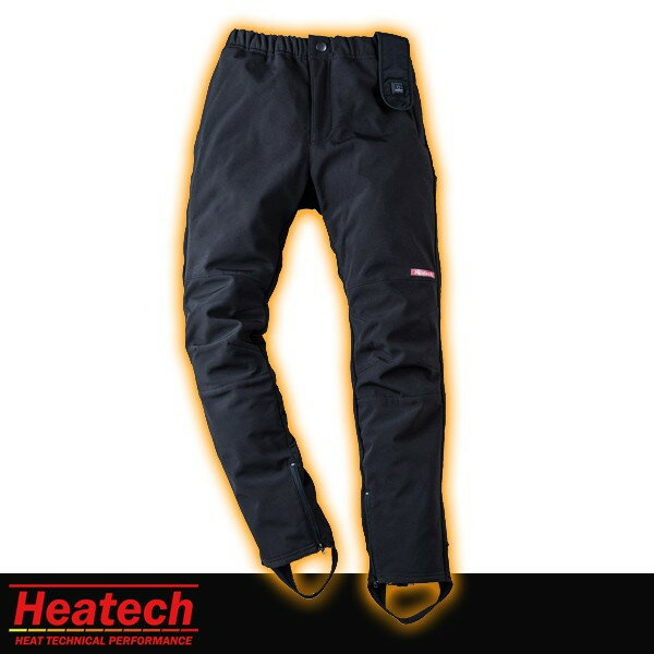 2018-19 FW ★送料無料★ Heatech/ヒーテック ヒートインナーパンツ 防寒 電熱インナー