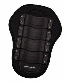 漏件komine SK-479背內部防護具(背防護具)KOMINE 04-479 Inner Back Protector