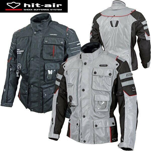 ★送料無料★ hit-air Motorrad-2 Mesh エアバッグメッシュジャケット無限電光 ヒットエア エアバッグシステム搭載