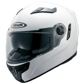 ★送料無料★ZEUS NAZ-105 フルフェイスヘルメット(パールホワイト)