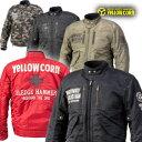 """★送料無料★YeLLOW CORN """"YB-0300/WINTER JACKET"""" デザインを一新し登場!バイク/オートバイ用ライディングウィンタ…"""