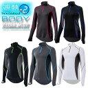 山城謹製Body Regulator YKI-101遮熱インナーシャツ 長袖/ジップアップ ゆったりタイプ WOMENSが追加!