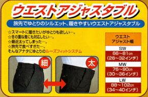 ★送料無料!★【ラフ&ロード/RA5003LF】ツーリングレザーパンツルーズフィット