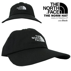 【RCP】ノースフェイスコットン6パネルキャップnorth/m/newUSAモデル アメカジ ロゴ ユニセックスワンポイント 男女兼用 帽子 CAP【税込み11,000円以上で送料無料】【即納/あす楽】!NF−M−0A355W−ブラック−OS