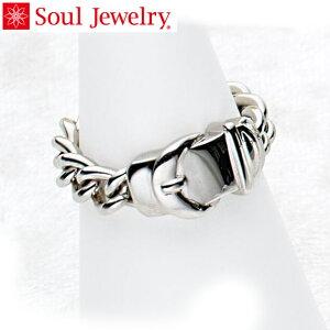 遺骨アクセサリー Soul Jewelry チェーンリング サンテュール 遺骨を納めて身につけられる指輪 シルバー925