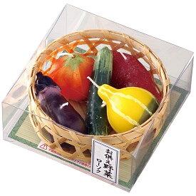 お供え野菜キャンドル (故人の好物シリーズ)