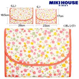 [mikihouse][ミキハウス]クラッチバッグ風マザーダイアリーケース(LLサイズ)(母子手帳ケース)