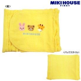 [mikihouse][ミキハウス]前開き用ベビーはらまき(新生児〜3歳くらい)