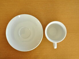 白い食器業務用グランデカップ&ソーサーホワイトレベル3【美濃焼/食器%OFF/訳あり/アウトレット/通販/器/カップ&ソーサー/CS/マグカップ】