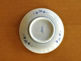 和食器【軽量】藍つづり3.5皿【美濃焼/食器%OFF/訳あり/アウトレット/通販/器/軽量/軽い/小皿】