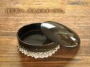 洋食器 チョコレート屋さんの小物入れ<ブラック>【美濃焼/食器/訳あり/通販/器/アウトレット込み/小鉢/ボウル】