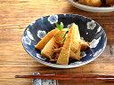 和食器 福々梅5.5浅鉢【美濃焼/食器/訳あり/通販/器/アウトレット込み/ボウル/パスタ皿/中鉢】