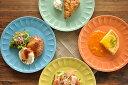 ( 半額 )食器 大皿 おしゃれ パスタ皿 モダン 美濃焼 プレート 丸皿 アウトレット カフェ風 ラ・クレールしのぎ23.4…