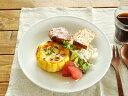 白い食器 ナチュラルリム25.5cmプレート ホワイトレベル3【美濃焼/食器/訳あり/アウトレット/通販/プレート/丸皿/大…