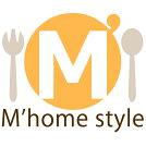 白い食器のお店M'home style