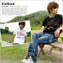 Tシャツ 半袖 プリント Collect ネコポス OK♪ 【HN /SS】 ネット限定 Tシャツ メンズ レディース 150 S M L XL サイ…
