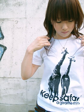 Tシャツ半袖プリントSafariネコポスOK【HN/SS】ネット限定TシャツXSSMLXLサイズ