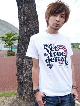 Tシャツ半袖プリントTRUMPトランプネコポスネット限定TシャツXSSMLXLホワイトブラック