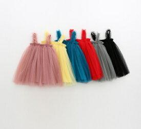 メール便送料無料チュチュスカート成長に合わせて長く楽しめるべビー ブルマ スカートふわふわ 柔らか チュール フリル スカートベビー服 子供服