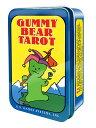 タロットカード タロット グミベア 缶入り ポケットサイズ Gummy Bear Tarot 占い 熊 くま