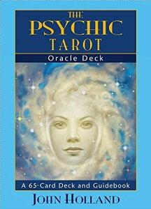 サイキック タロット オラクルカード The Psychic Tarot Oracle Deck オラクル 占い 英語のみ