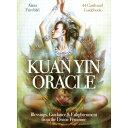 オラクルカード 観音 オラクル Kuan Yin Oracle 占い タロット 仏教