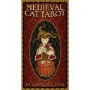 タロットカード メディバル キャット タロット Medieval Cat Tarot 占い 猫 メディヴァル