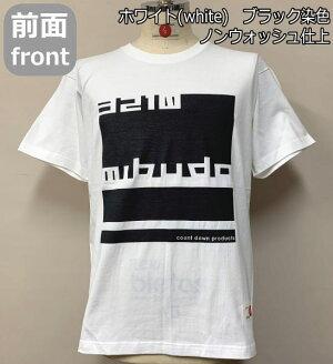 和柄半袖Tシャツ「ボックスロゴデザイン」送料無料メンズレディースオリジナル大きいサイズ生地手染京友禅代引は通常送料
