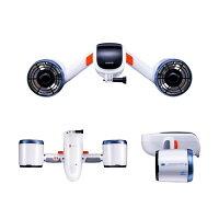 【SUBLUE】WHITESHARKMIX水中スクーター(アークティックホワイト)S180615010