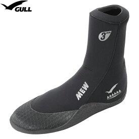 ダイビング ブーツ [ GULL ] ガル GA-5621A 3mm MEW BOOTS II 3mmミューブーツ2 (ソックスタイプ) [mic-point]
