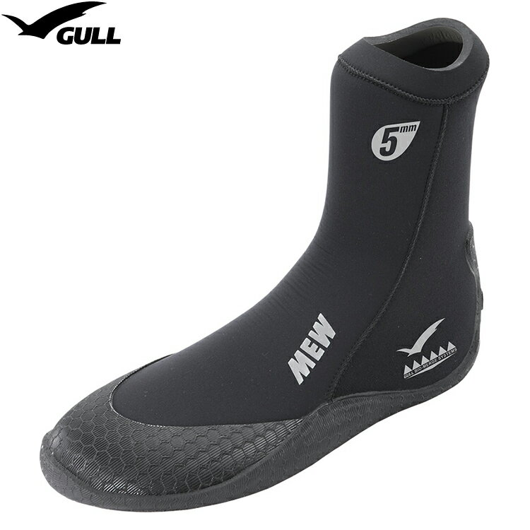 GULL(ガル) GA-5622A 5mm MEW BOOTS II ミューブーツ2【02P20Jan18】