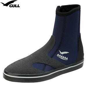 ダイビング ブーツ GULL ガル GA-5642 GSブーツ メンズ [ネイビー] GA5642