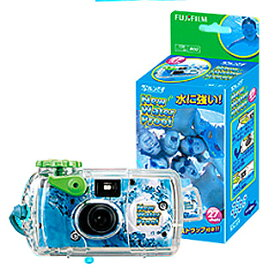 FUJIFILM 写ルンです New Water Proof