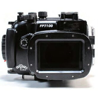 Fantasea fantashi FP7100(供Nikon Coolpix P7100使用的房屋建筑)
