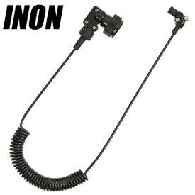 INON(イノン) L型光Dケーブル・2穴ゴムブッシュセット