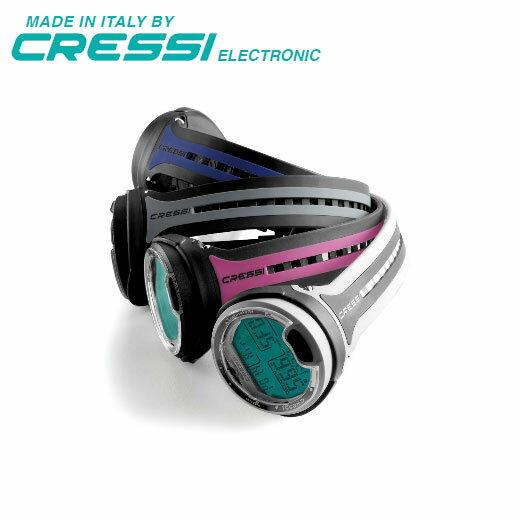 【あす楽対応】Cressi sub(クレッシーサブ) LEONARDO(レオナルド) ダイブコンピューター【10P06Oct18】