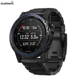 【GARMIN(ガーミン)】Descent Mk1 Ti ダイブコンピューター GPS内蔵 充電式 010-01760-51 カラーディスプレイ 【mic-point】