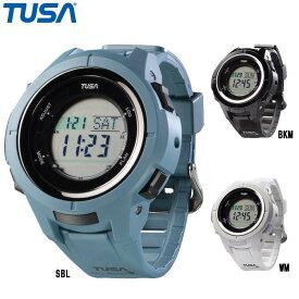 【TUSA】ディーシーソーラー IQ1203 DC Solar ソーラー充電式ダイブコンピューター レンズガードプレゼント付 【mic-point】