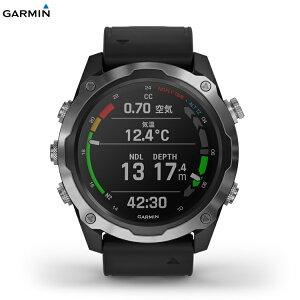 [ GARMIN ] ガーミン Descent Mk2 ダイブコンピューター GPS内蔵 充電式 010-02132-50 [mic-point]