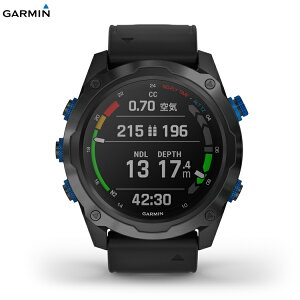[ GARMIN ] ガーミン Descent Mk2i ダイブコンピューター GPS内蔵 充電式 010-02132-51 [mic-point]