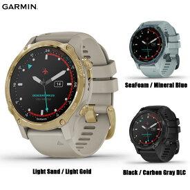 [ GARMIN ] ガーミン Descent Mk2S ダイブコンピューター GPS内蔵 充電式 010-02403-5