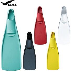 ダイビング フィン [ GULL ] ガル ワープフィン WARP FIN フルフット ロングフィン (S、M)