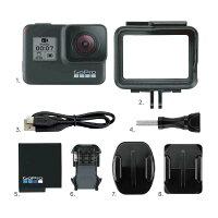 【9月27日発売予定】【GoPro】ゴープロHERO7BlackウェアラブルカメラCHDHX-701-FW【国内正規品】【05P20Sep18】