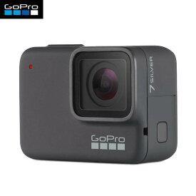 【GoPro】ゴープロ HERO7 Silver ウェアラブルカメラ CHDHC-601-FW 【国内正規品】【GoPro公式】 【mic-point】