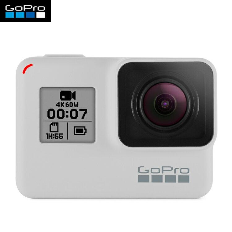 【あす楽対応】【GoPro】ゴープロ HERO7 Black リミテッドエディション ホワイト 4Kムービー ウェアラブルカメラ CHDHX-702-FW 【国内正規品】【10P16Apr19】