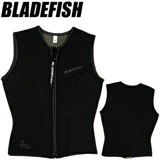 BLADEFISH(ブレードフィッシュ) 3mm Ladies Flatlock Jacket レディースベスト 【02P22Mar19】