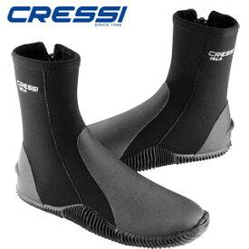 ダイビング ブーツ Cressi クレッシー Cressi 3mm Boots 【mic-point】